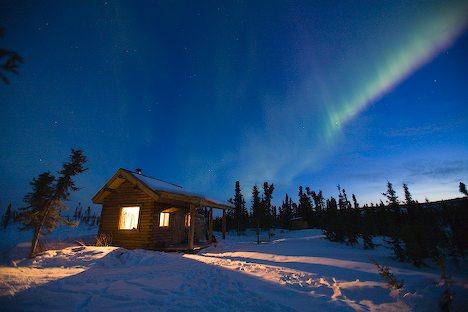 Alaska Northern Lights.