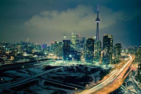 Canada Toronto.SOURCE: google.com