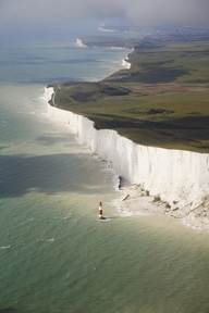 Cliffs of Dover.SOURCE: http://dailydoseofstuf.tumblr.com/