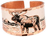 ring moose coppery