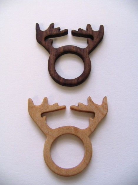 ring moose woody