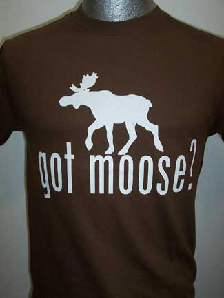 tshirt got moose