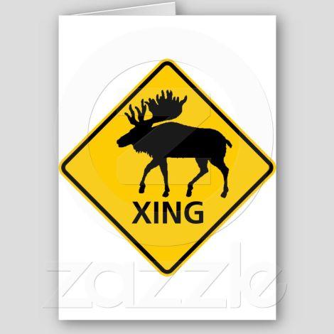 card crossing